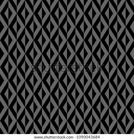 stock-vector-seamless-diamonds-pattern-black-and-gray-geometric-texture-vector-art