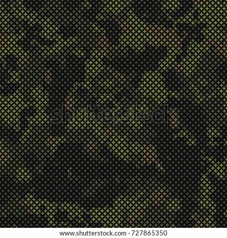 seamless digital pixel military