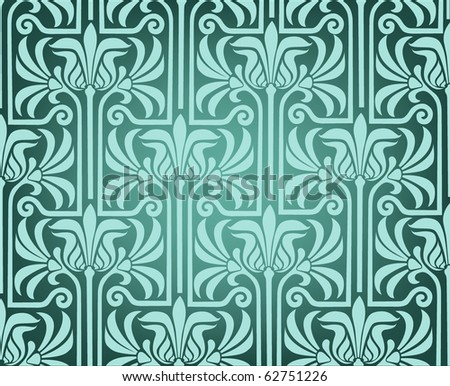 seamless floral background. vector pattern. EPS10