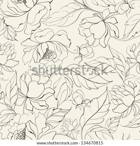 stock-vector-seamless-floral-pattern-with-peony-vector-illustration