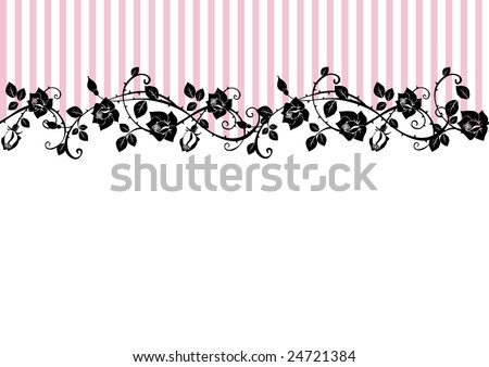 Pink Chevron Stripes - Background Labs
