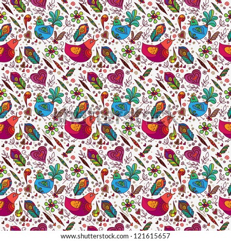 Vector pattern. vector design template, colorful background. template