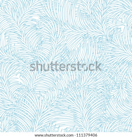 seamless frost ice pattern