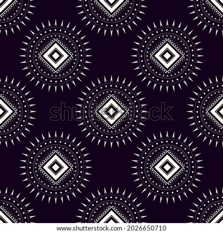 seamless geometric artistic
