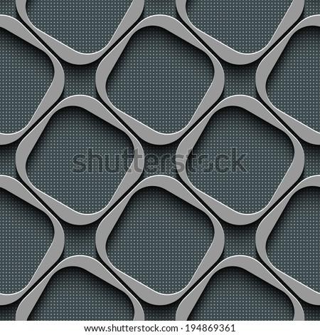 stock vector seamless geometric background 194869361 - Каталог — Фотообои «3D Текстуры»