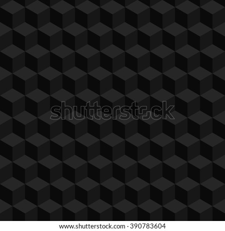 seamless geometric 3d vector