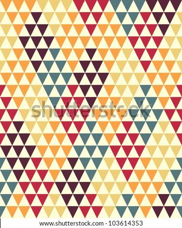 Seamless geometric pattern#3