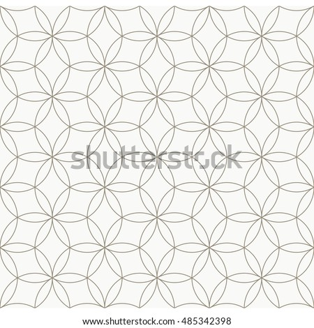 stock-vector-seamless-geometric-pattern-circle-pattern-line-monochrome-elements-vector