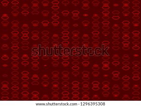 Seamless geometric pattern design illustration