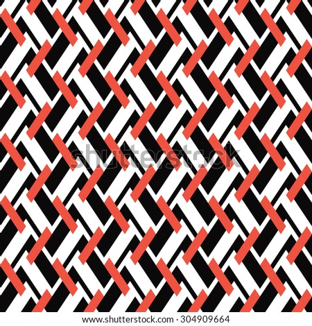 seamless geometric pattern from
