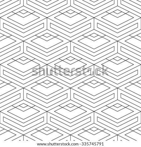 Seamless geometric pattern. Geometric simple print. Vector repeating texture.