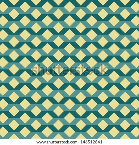 Seamless geometric pattern with zigzags.Vector EPS10