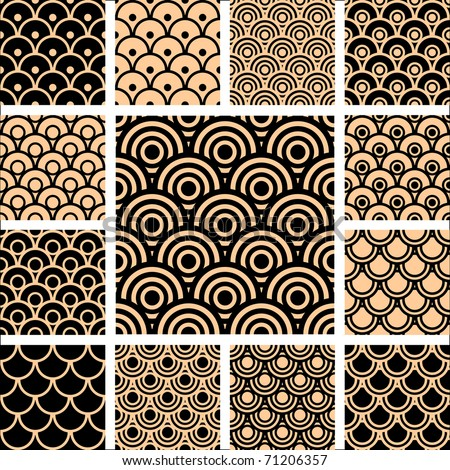 Free Vectors - Geometric Patterns | Think Design
