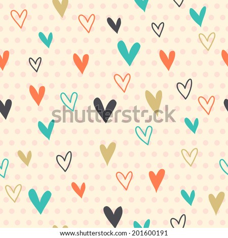 Seamless geometric triangle pastel powder background pattern. vector