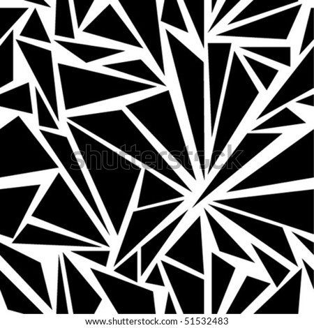 Seamless geometrical background