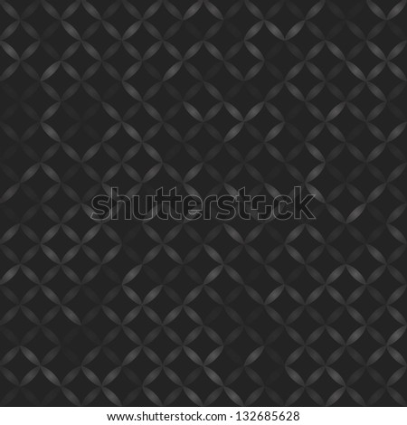 Seamless geometrical vector abstract background