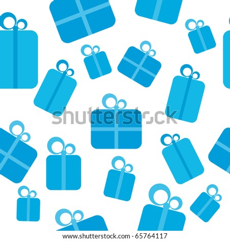seamless gift background