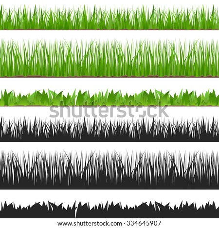 seamless grass and its