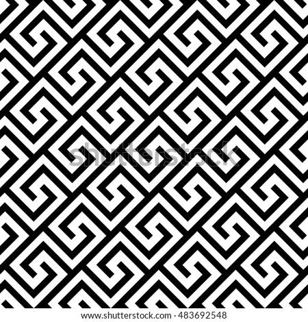 seamless greek pattern