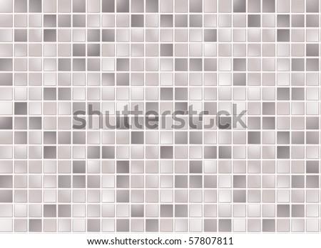 seamless grey square tiles