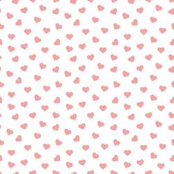 seamless heart pattern background