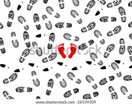 Footprints Shoes 2015