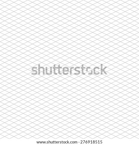 seamless isometric grid pattern