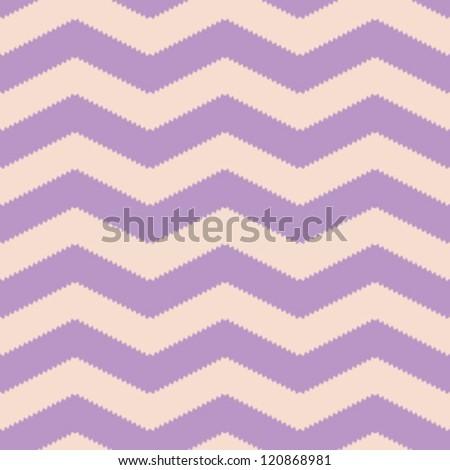 Seamless jagged chevron background pattern