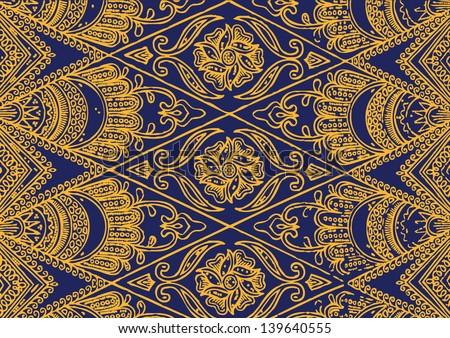 Free Batik Overlay Patterns Unique Batik Pattern
