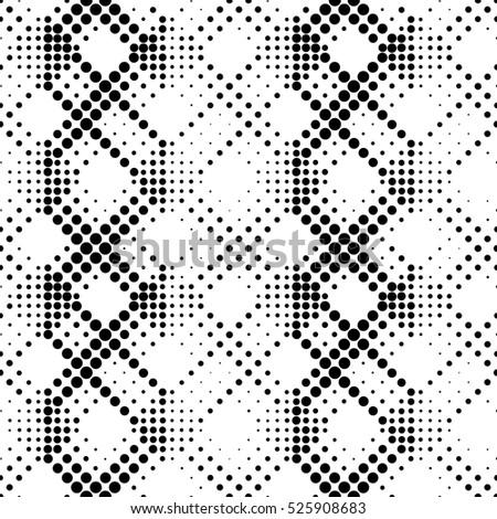 seamless knitting background