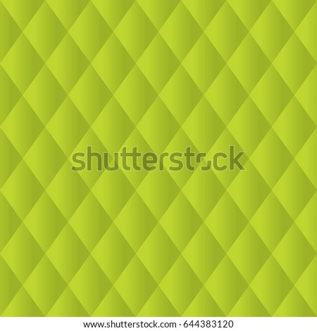 seamless lime green diamond