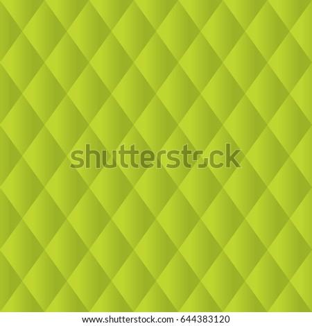 seamless lime green diamond