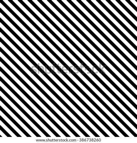 Seamless lines pattern. Black seamless lines on  white background. Vector illustration.