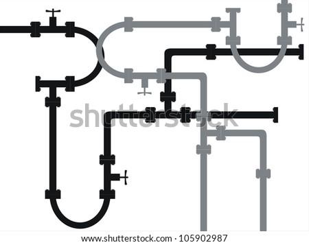 Seamless metal pipe