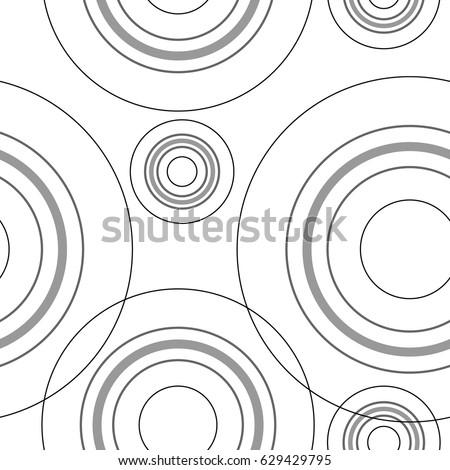stock-vector-seamless-monochrome-circles-pattern