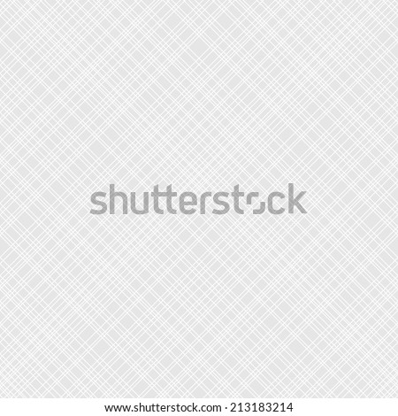 Seamless monochrome pattern with cross lines