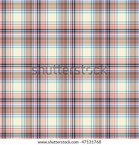 Seamless pastel pattern (vector, EPS 10)