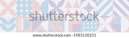 seamless pastel pattern