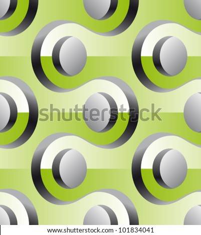 stock vector seamless pattern 101834041 - Каталог — Фотообои «3D Текстуры»