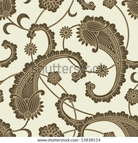 stock vector : seamless pattern