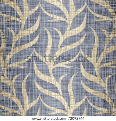Seamless pattern a fabric