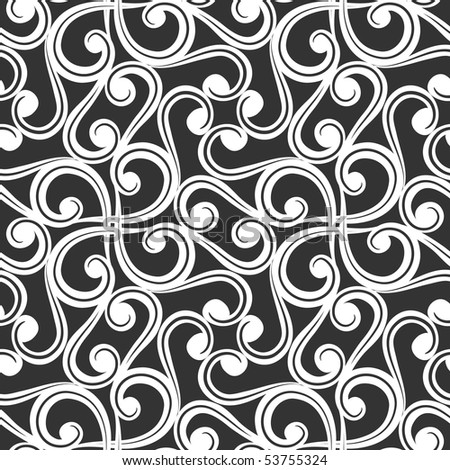 Seamless pattern.Abstract