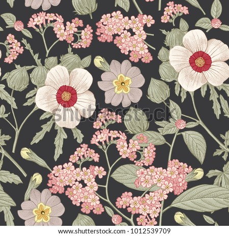 seamless pattern beautiful