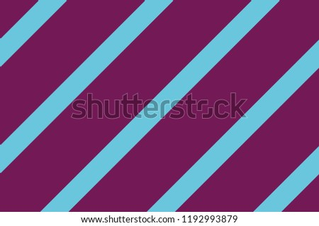 Seamless pattern. Blue and maroon stripes. Striped diagonal pattern for printing on fabric, paper, wrapping, scrapbooking, websites Background with slanted lines Vector illustration
