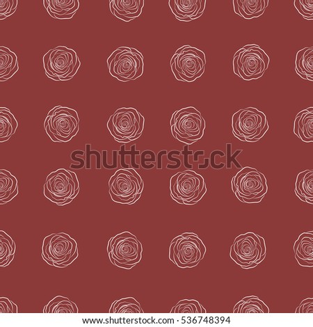 Seamless Pattern Can Be Used As Greeting Card Invitation Card For