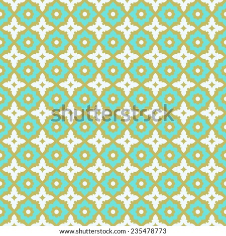 seamless pattern  ceramic tile