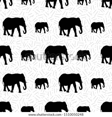 seamless pattern created from