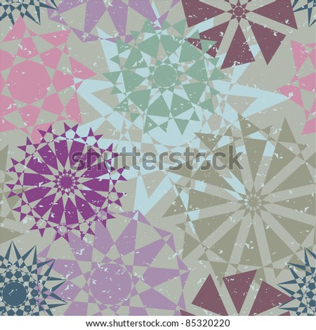 Seamless pattern for a fabric, papers