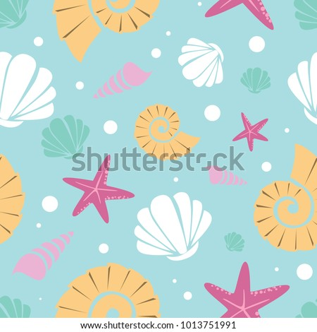 seamless pattern for kids with