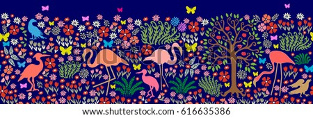 seamless pattern for wall